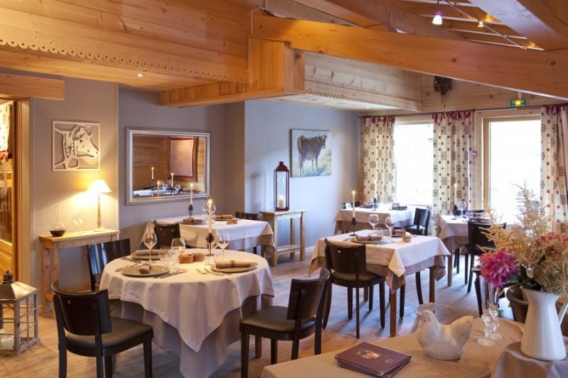 Отели-рестораны в Ле Же