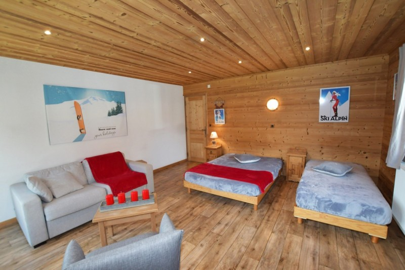 Individual chalet owner and landlord in Les Gets