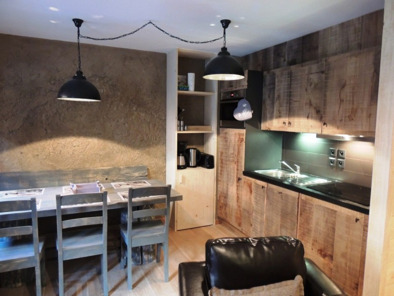 2-room accommodation in Les Gets