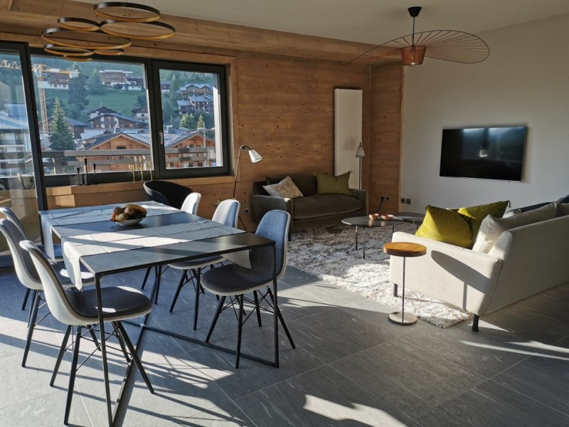 4-room accommodation in Les Gets
