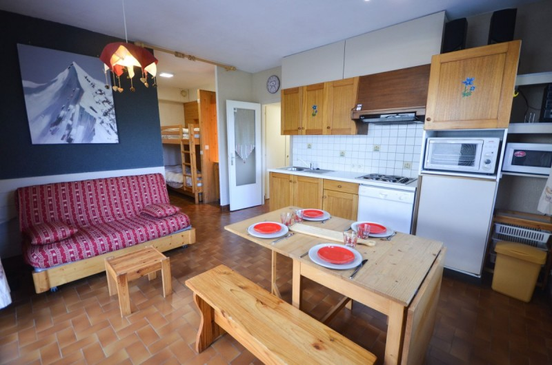 Affordable apartment Les Gets