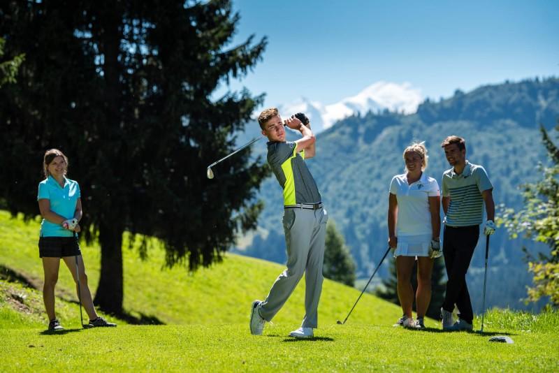 Green Fee - Golf 18 trous Les Gets