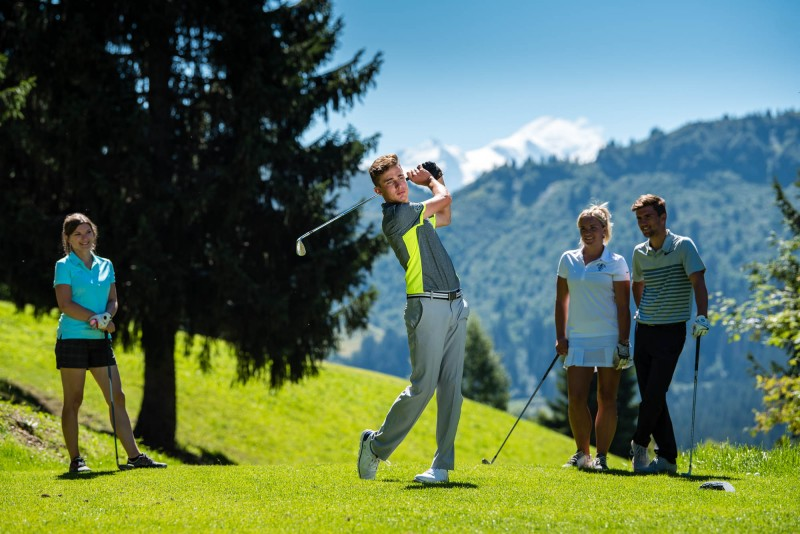 Green Fee - 18 holes Les Gets Golf Club