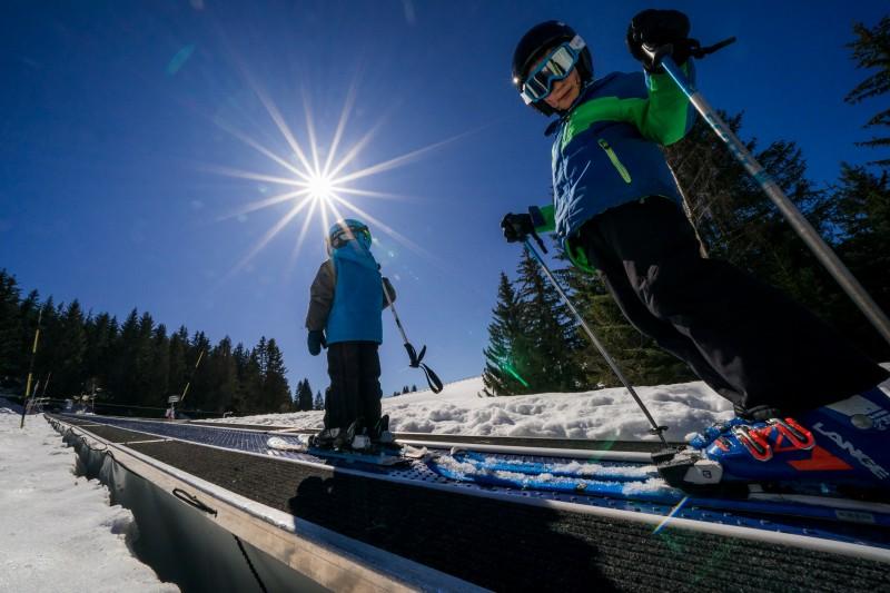 Пакет для начинающих лыжников