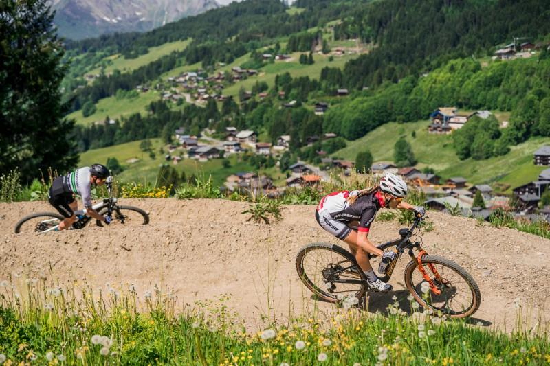 Абонемент на подъёмники для горного велосипеда летом