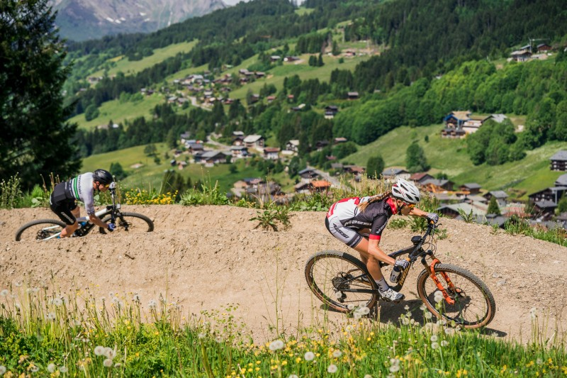 MTB lift pass for mountain biking in the summer