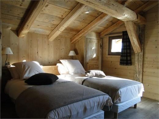 Chambre d'hôte Chez La Fine - Les Gets - suite familiale