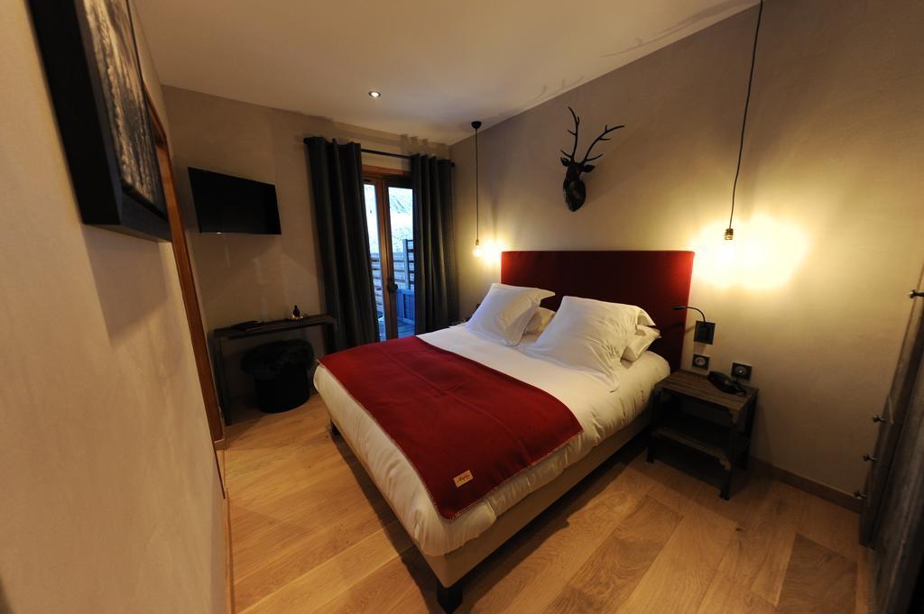 Hotel Bellevue - Les Gets - chambre