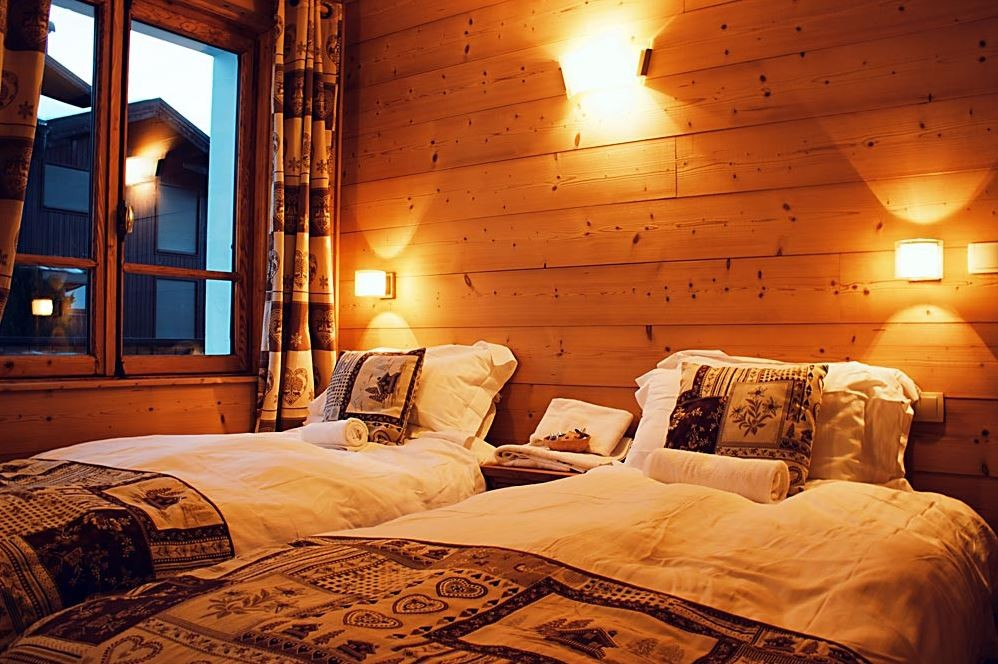 Hotel-Christiania-chambre-double-location-appartement-chalet-Les-Gets