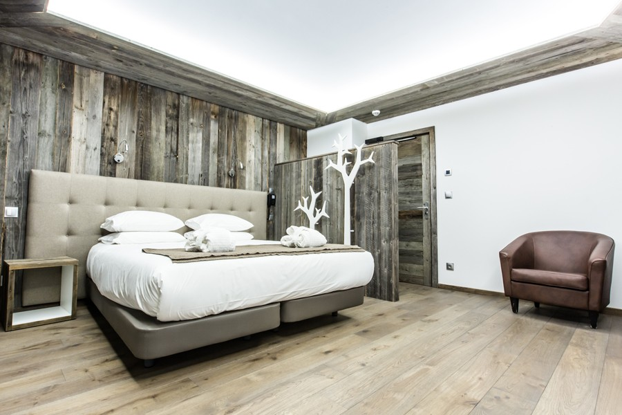 Hotel-Crychar-chambre-double-privilege-location-appartement-chalet-Les-Gets