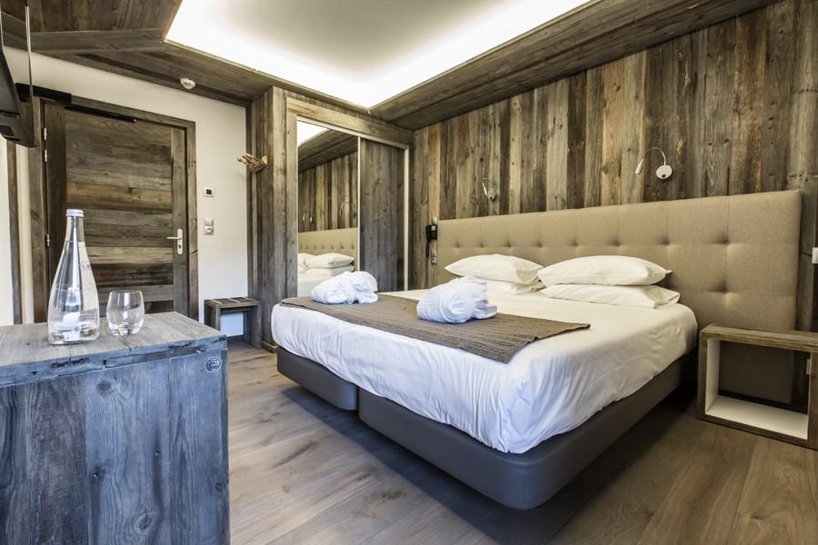Hotel-Crychar-chambre-double-superieur-location-appartement-chalet-Les-Gets