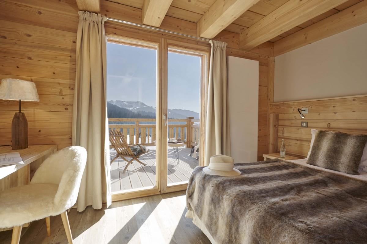 Hotel Lodge Le Chasse Montagne - Les Gets - chambre