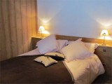 Chambre d'hôte Chez La Fine - Les Gets - chambre double