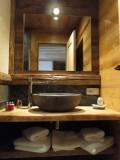 Chambre d'hôte B&B Chez La Fine - Les Gets - bath room