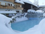 Hotel Alpen Sports - Les Gets - outdoor heated swimmingpool