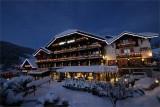 Hotel Alpina - Les Gets - exterieur hiver