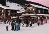 Hotel-Bellevue-exterieur-hiver-terrasse-location-appartement-chalet-Les-Gets