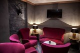 Hotel Bellevue - Les Gets - salon