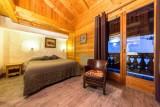 Hotel La Croix Blanche - Les Gets - chambre
