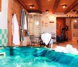 Hotel La Croix Blanche - Les Gets - espace bien être
