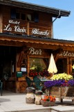 Hotel La Croix Blanche - Les Gets - restaurant