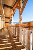 Hotel Le Chamois d'Or - Les Gets - balcony - Hotel & Spa - Boutique Hotel