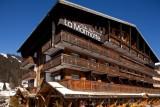 Hotel-Marmotte-exterieur-location-appartement-chalet-Les-Gets