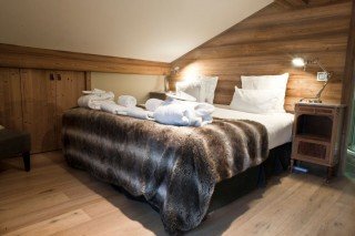 Hotel Le Chamois d'Or - Les Gets - room