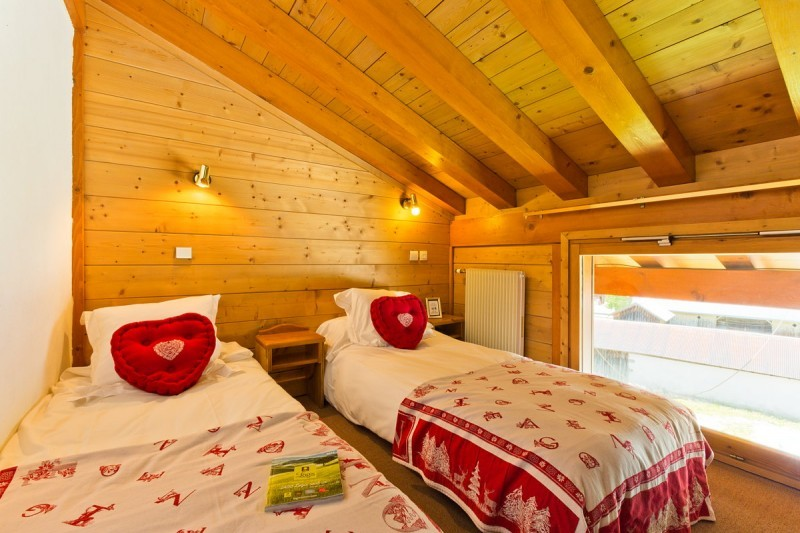Hotel Aiguille Blanche - room