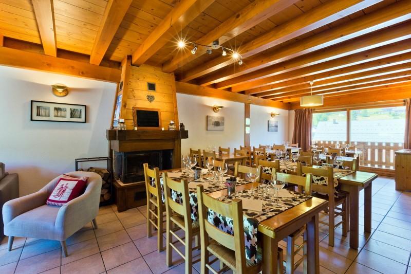 Hotel Aiguille Blanche - restaurant