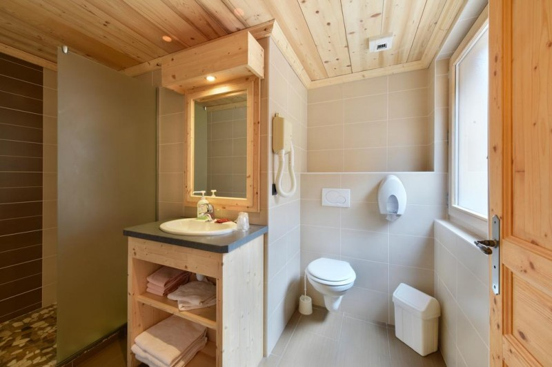 Hotel Alpen Sports - Les Gets - bath room