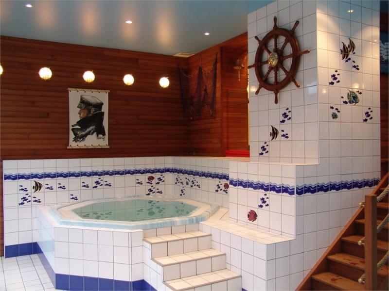 Hotel Alpina - Les Gets - jacuzzi