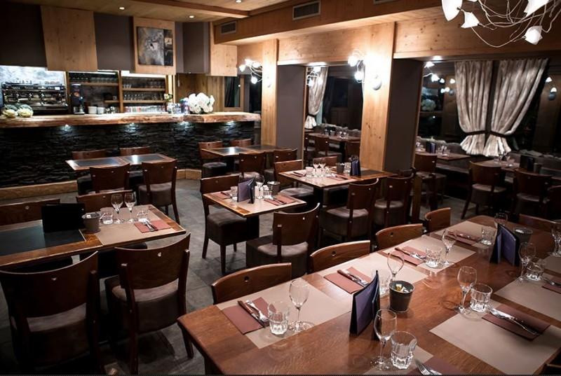 Hotel Bellevue - Les Gets - Bar Brasserie