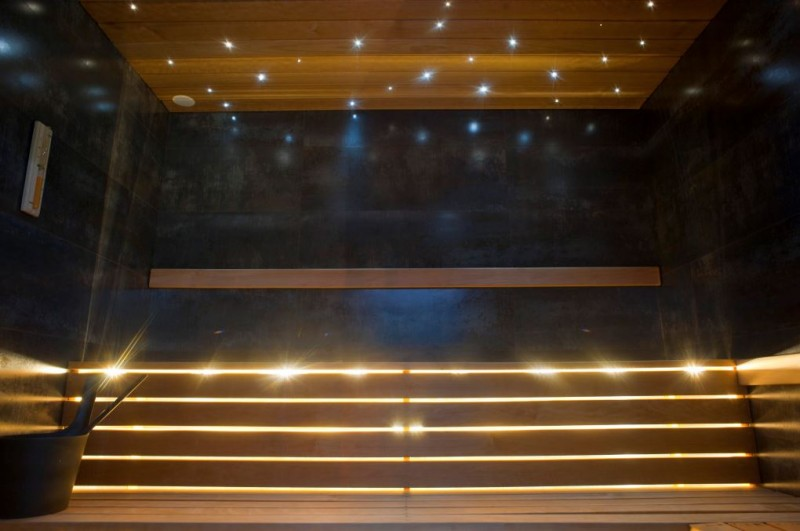 Hotel Le Chamois d'Or - Les Gets - sauna - Hotel & Spa - Boutique Hotel