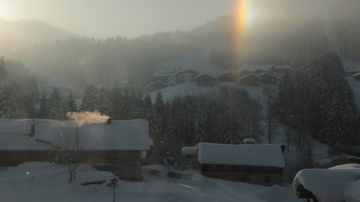 Bouillandire-A7-vue-village-hiver-location-appartement-chalet-Les-Gets