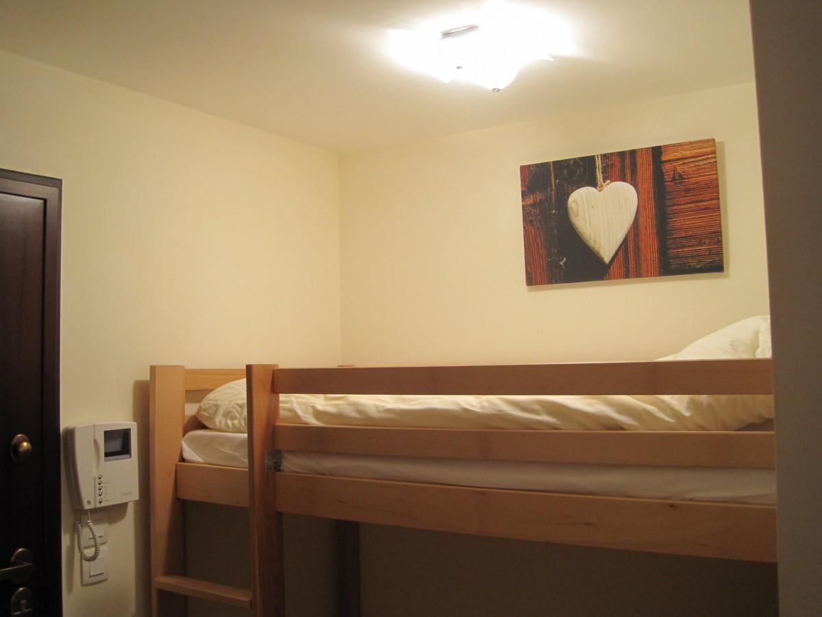 Cristal-2-chambre-lits-superposes-location-appartement-chalet-Les-Gets