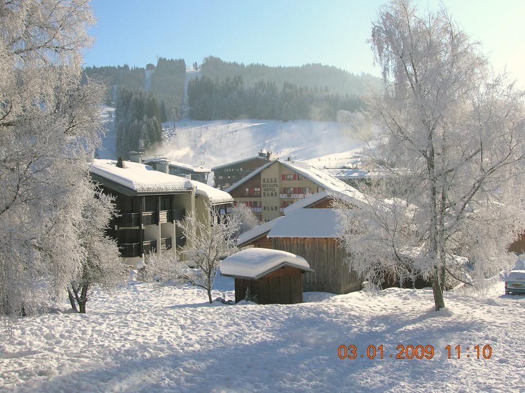 Eau-Vive-6-vue-hiver-location-appartement-chalet-Les-Gets