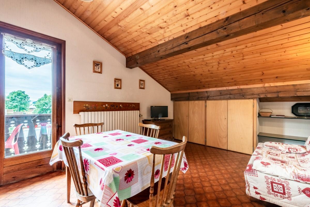 Roitelet-Les-Aires-sejour-salle-a-manger-location-appartement-chalet-Les-Gets