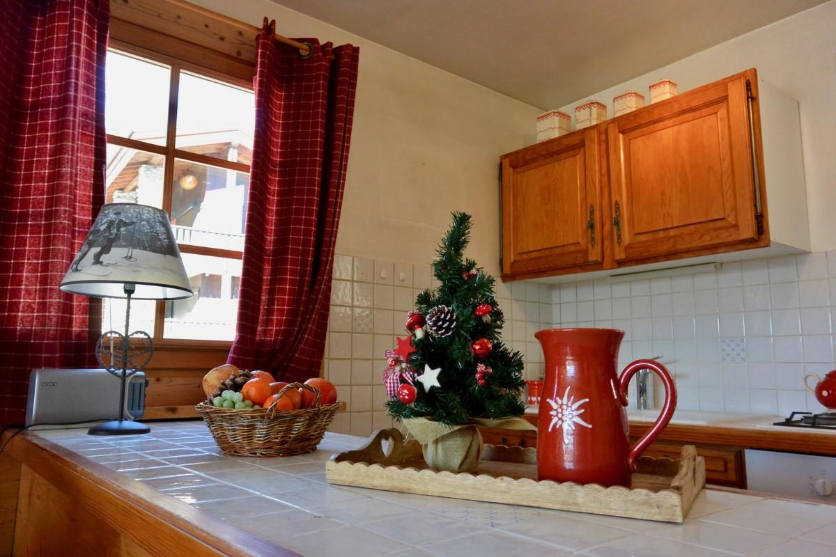 Ski-Love-Mont-Chery-cuisine-location-appartement-chalet-Les-Gets