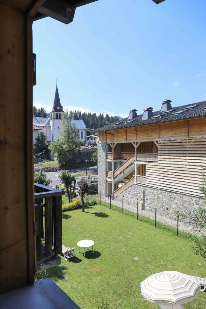 Tournier-4-vue-village-location-appartement-chalet-Les-Gets