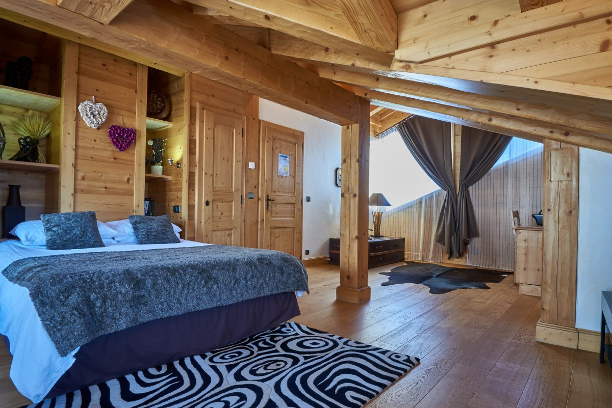 Vinson-chambre-double-location-appartement-chalet-Les-Gets