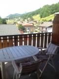 Aiglon-4-vue-balcon-location-appartement-chalet-Les-Gets