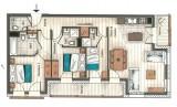 Annapurna-A102-plan-location-appartement-chalet-Les-Gets