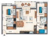 Annapurna-A104-plan-location-appartement-chalet-Les-Gets