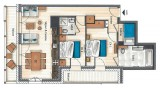 Annapurna-A201-plan-location-appartement-chalet-Les-Gets