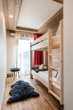 Annapurna-A202-chambre-lits-superposes-location-appartement-chalet-Les-Gets