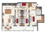 Annapurna-B101-plan-location-appartement-chalet-Les-Gets