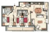 Annapurna-B105-plan-location-appartement-chalet-Les-Gets