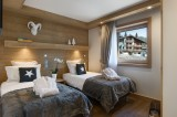 Annapurna-B203-chambre-lits-simples-location-appartement-chalet-Les-Gets