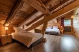 Arolle-Ourson-chambre-triple2-location-appartement-chalet-Les-Gets